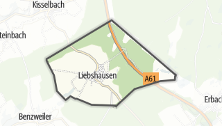 Map / Liebshausen