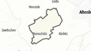 מפה / Göhren