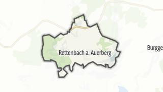 Map / Rettenbach am Auerberg