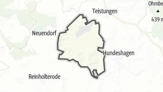 Map / Berlingerode
