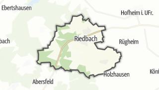 Mapa / Riedbach