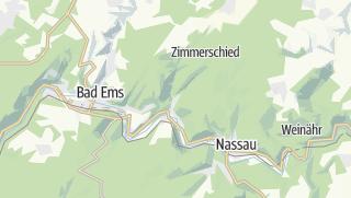 Cartina / Dausenau
