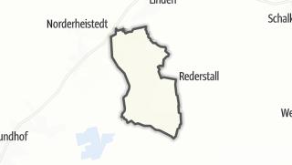 Mapa / Barkenholm