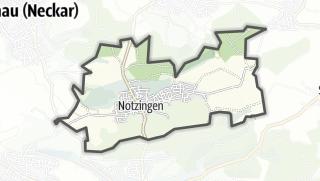 Cartina / Notzingen
