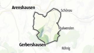 Map / Birkenfelde