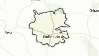 Cartina / Zabeltitz