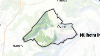 Map / Osann-Monzel