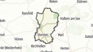 地图 / Dorsten