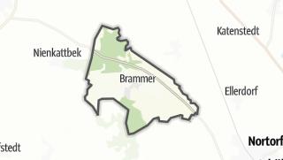 Karte / Brammer