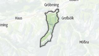 Mapa / Michaelerberg