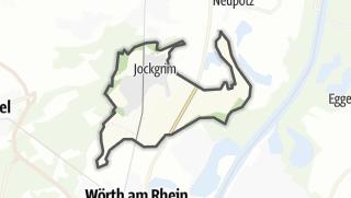 Karte / Jockgrim