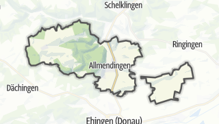 Cartina / Allmendingen