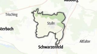 Mapa / Stulln