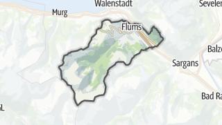 מפה / Flums