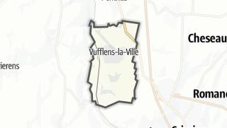 Карта / Vufflens-la-Ville