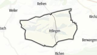 地图 / Ittlingen