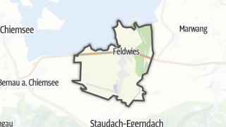 地图 / Übersee