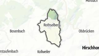 Karte / Rothselberg