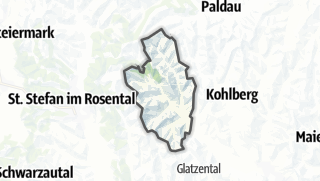 מפה / Baumgarten bei Gnas