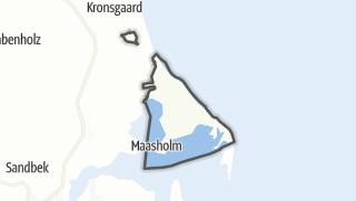Cartina / Maasholm
