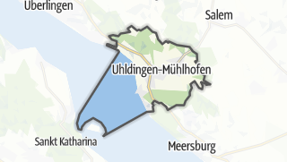 Karte / Uhldingen-Mühlhofen