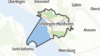 地图 / Uhldingen-Muehlhofen