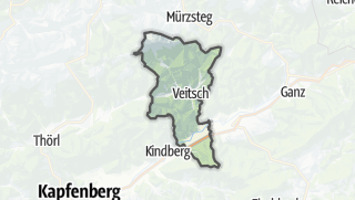 Cartina / Wartberg im Mürztal