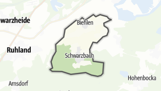 Cartina / Schwarzenbach