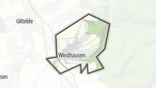 Cartina / Windhausen
