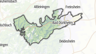 Mapa / Bad Duerkheim