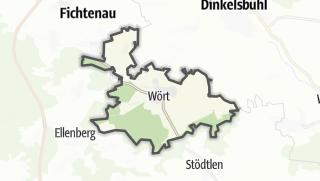 地图 / Wört