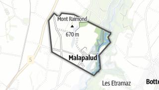 Карта / Malapalud