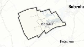 Cartina / Rüssingen