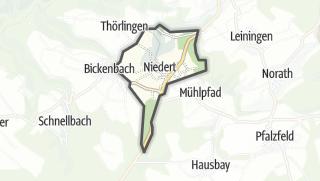 Mapa / Niedert