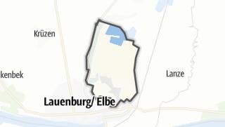 地图 / Buchhorst