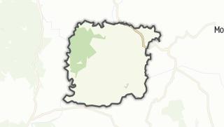 מפה / Montalcino