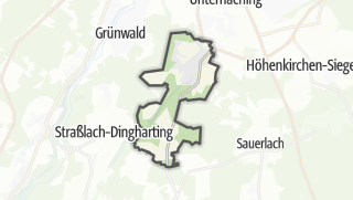 Karte / Oberhaching