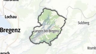 Map / Langen bei Bregenz