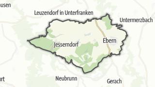 Mapa / Ebern