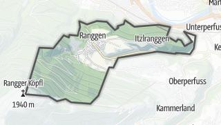 Karte / Ranggen