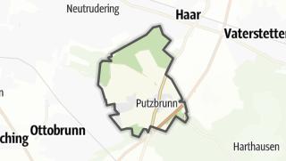 Karte / Putzbrunn
