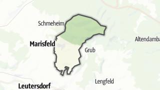 Cartina / Oberstadt
