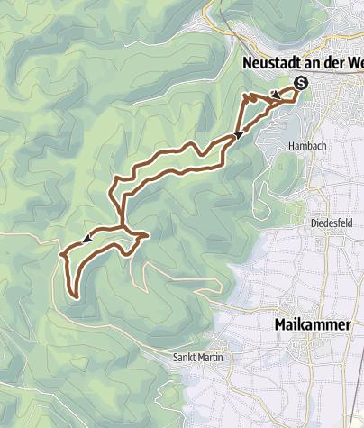 Karte / haigh.Trail_fanatic!