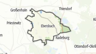 Cartina / Ebersbach