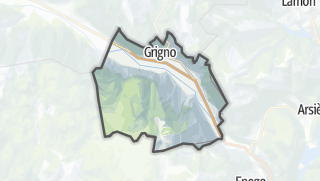 Karte / Grigno