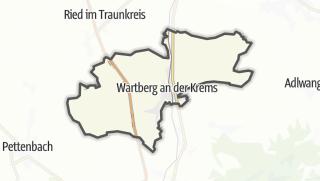 地图 / Wartberg an der Krems