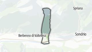מפה / Postalesio