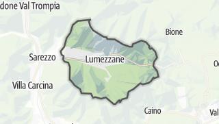 Karte / Lumezzane