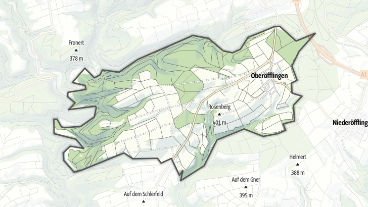 Map / Oberöfflingen