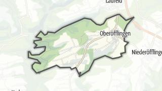 Mapa / Oberöfflingen